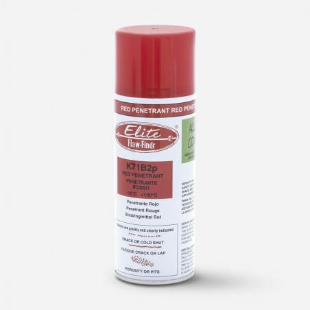 Penetrant czerwony o wysokiej czułości K71B2P, spray 400ml