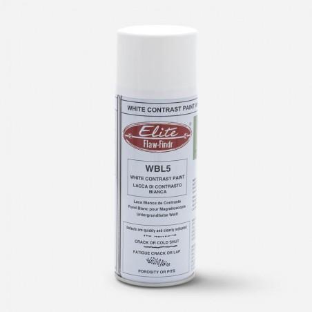 Podkład biały do badań magnetycznych WBL5, spray 400ml