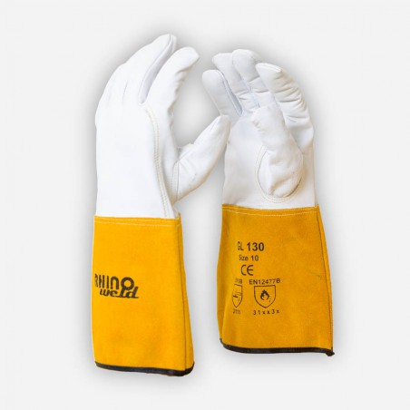 Rękawice spawalnicze TIG RhinoWeld GL130