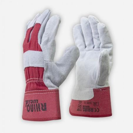 Rękawice robocze RhinoWeld GL132, rozmiar 10