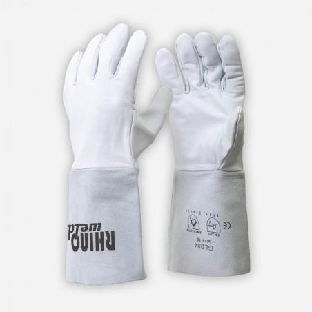 Rękawice spawalnicze TIG RhinoWeld GL084